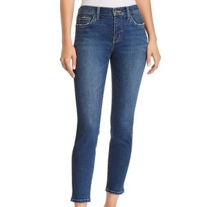 CURRENT/ELLIOT Powell Skinny Ankle Stilleto Jeans